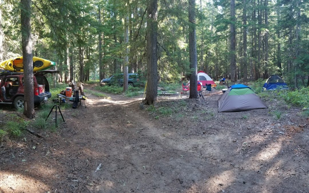 Dispersed Camping: How To Rough It For Newbies