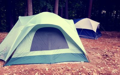 12 Essential Camping Items