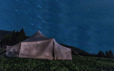 Camping In The Rain Guide