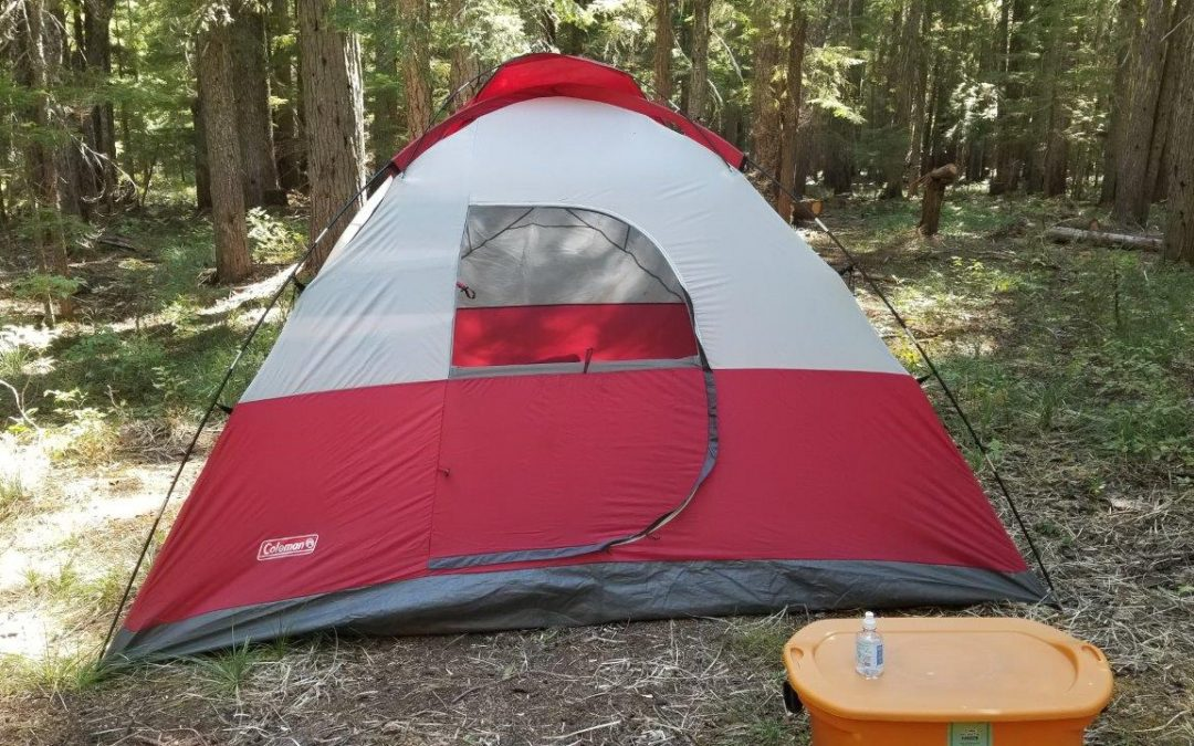 Top 10 Favorite Solo Tents