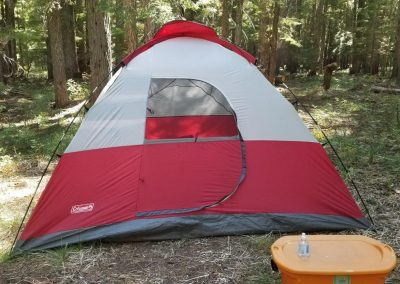 Campsite Planning top 10 solo tents